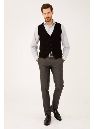 IGS Erkek Füme Regularfıt / Rahat Kalıp Std Pantolon Füme